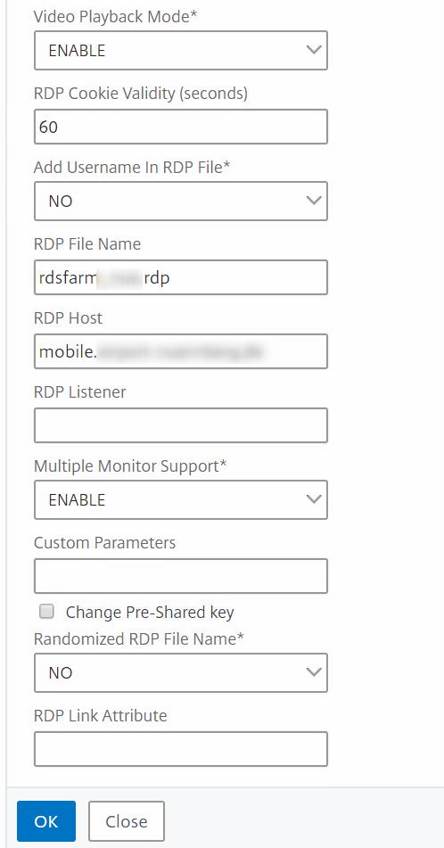 Create a Client Profile